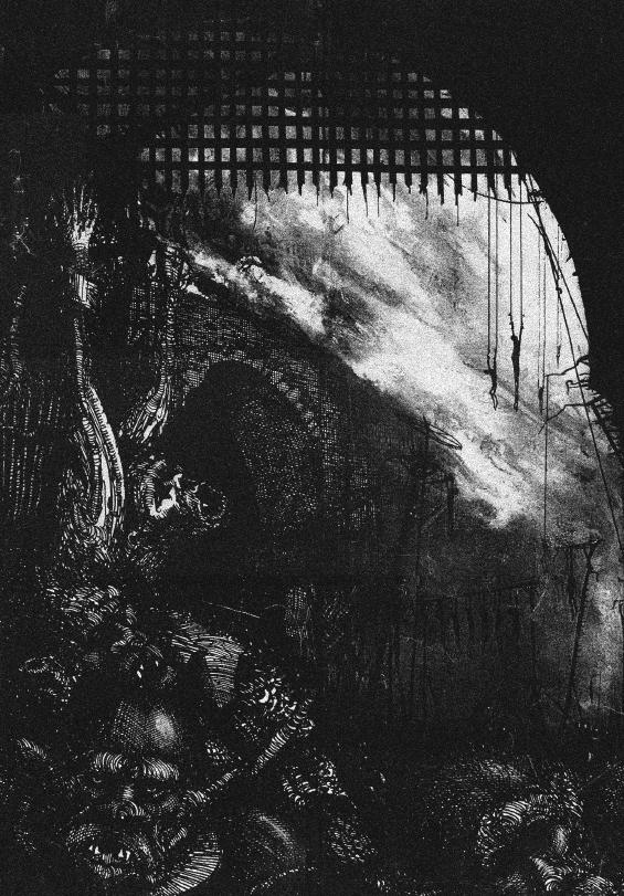 Paysage d'Hiver Kerker album cover
