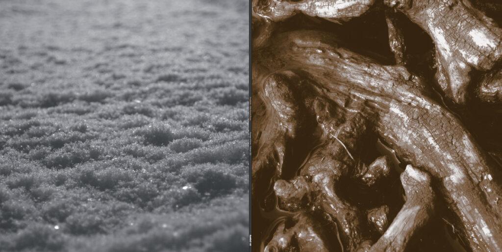 Paysage d'Hiver / Nordlicht - Schnee III / Füür Rouch Ruäss (2017) album cover