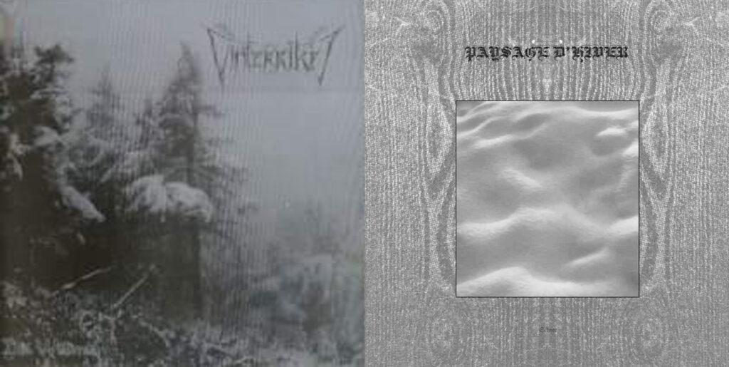 Paysage d'Hiver / Vinterriket - Schnee / das Winterreich (2003) album cover